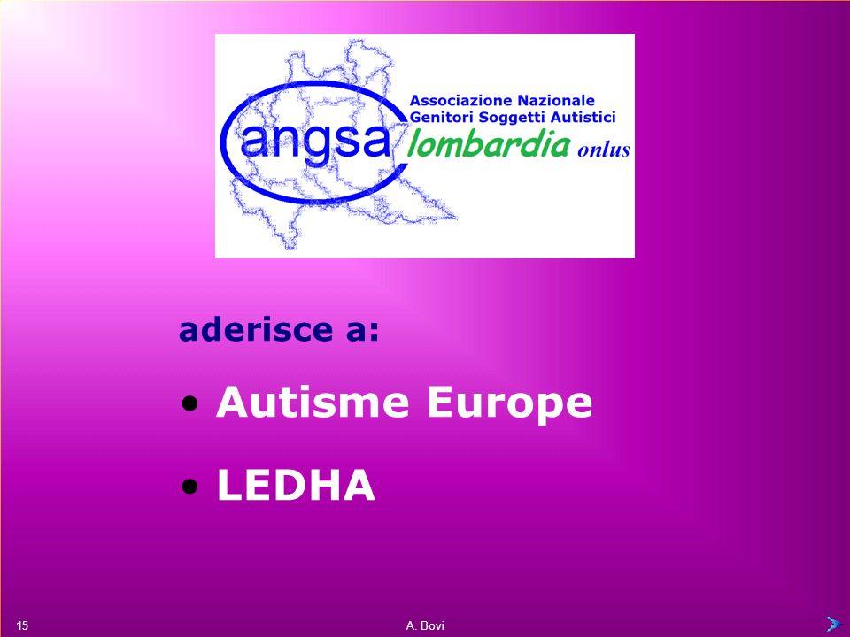 aderisce a: Autisme Europe LEDHA ok (segue)