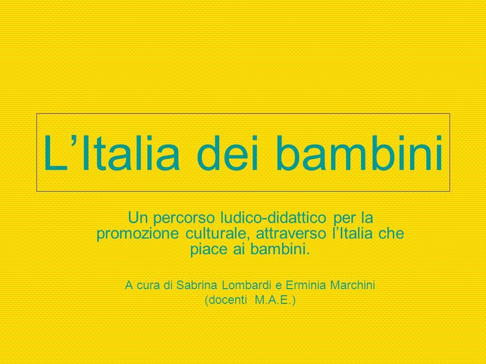 A cura di Sabrina Lombardi e Erminia Marchini