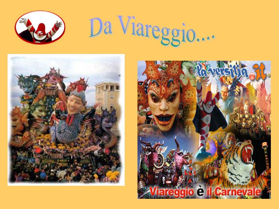 Da Viareggio....