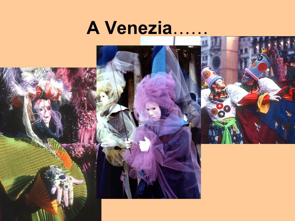 A Venezia……