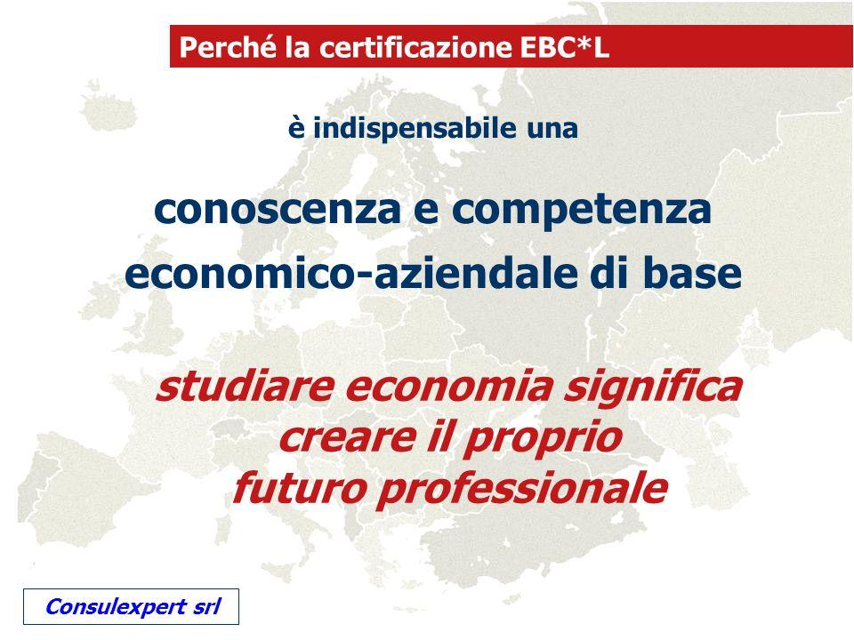 conoscenza e competenza economico-aziendale di base