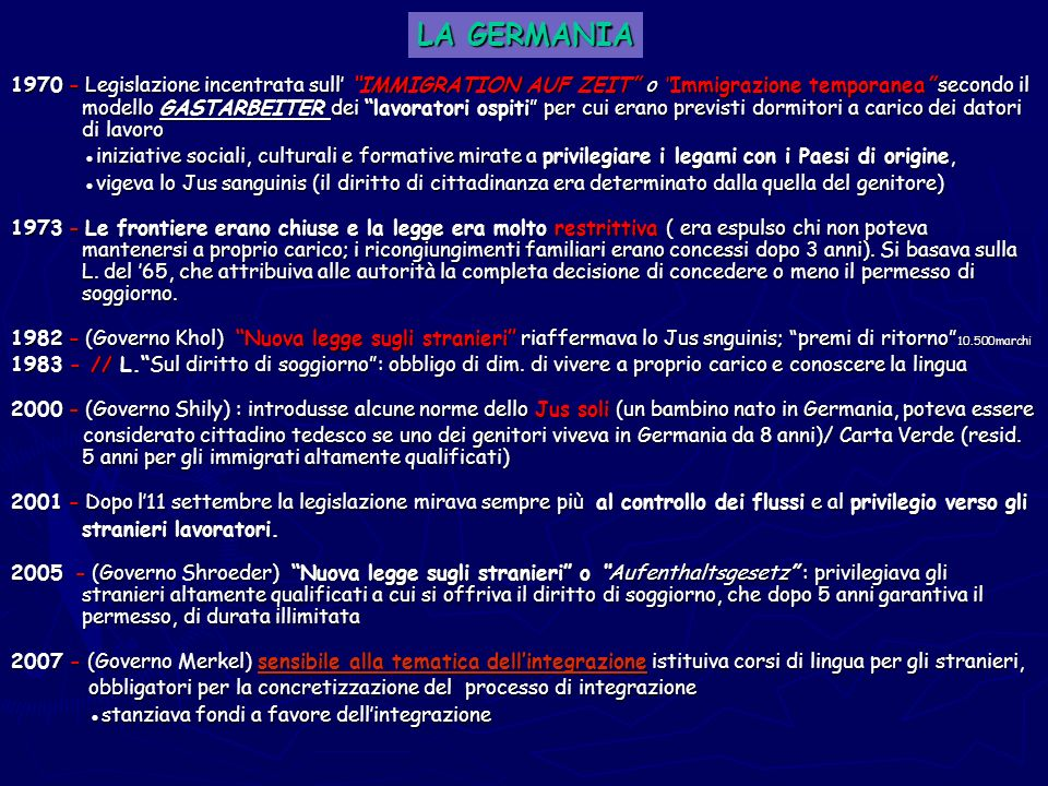 Emejing Carta Di Soggiorno 5 Anni Ideas - Idee Arredamento Casa ...