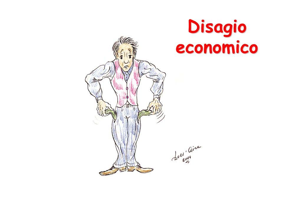 Disagio economico