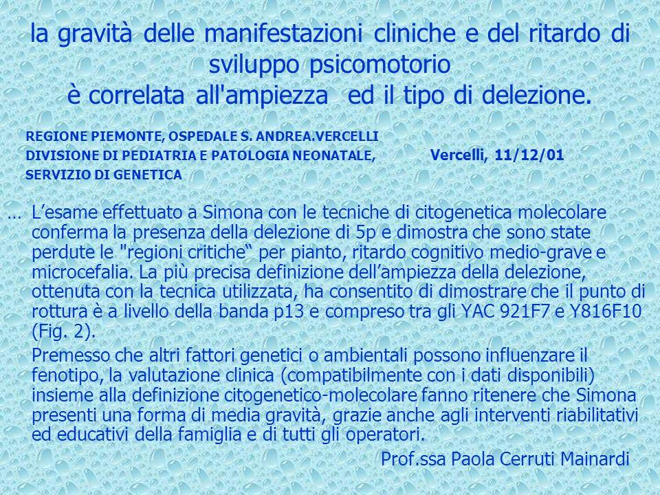 Prof.ssa Paola Cerruti Mainardi