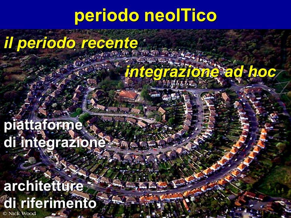periodo neoITico il periodo recente integrazione ad hoc