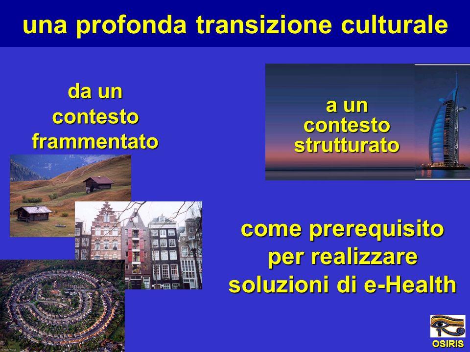 una profonda transizione culturale