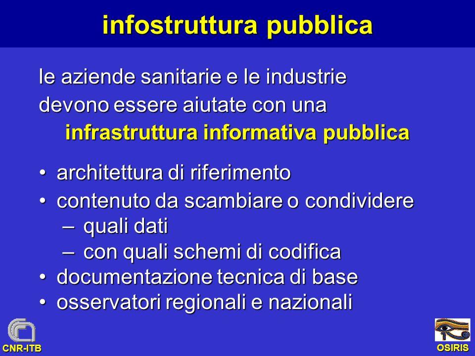 infostruttura pubblica