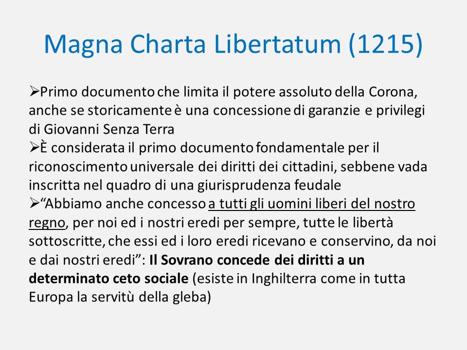 Magna Charta Libertatum (1215)