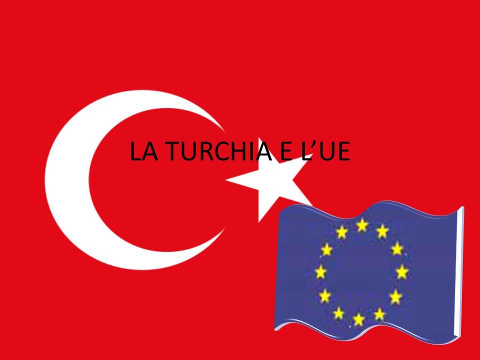LA TURCHIA E L'UE