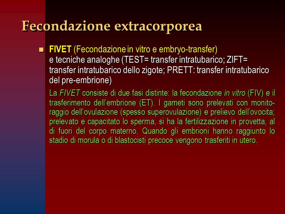 Fecondazione extracorporea