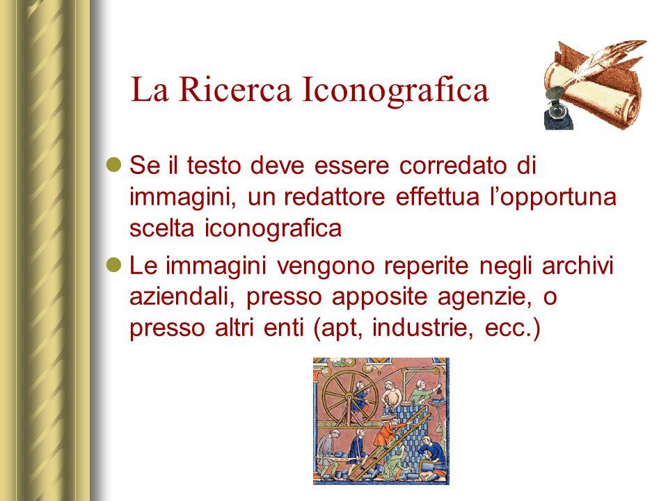 La Ricerca Iconografica