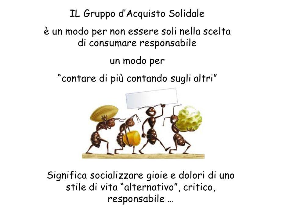 IL Gruppo d'Acquisto Solidale