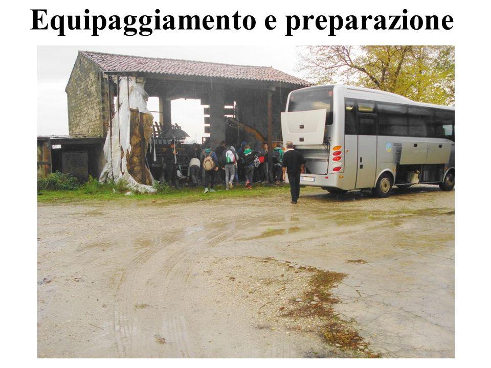 Equipaggiamento e preparazione