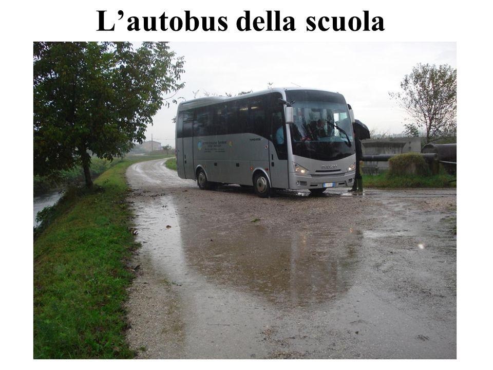 L'autobus della scuola
