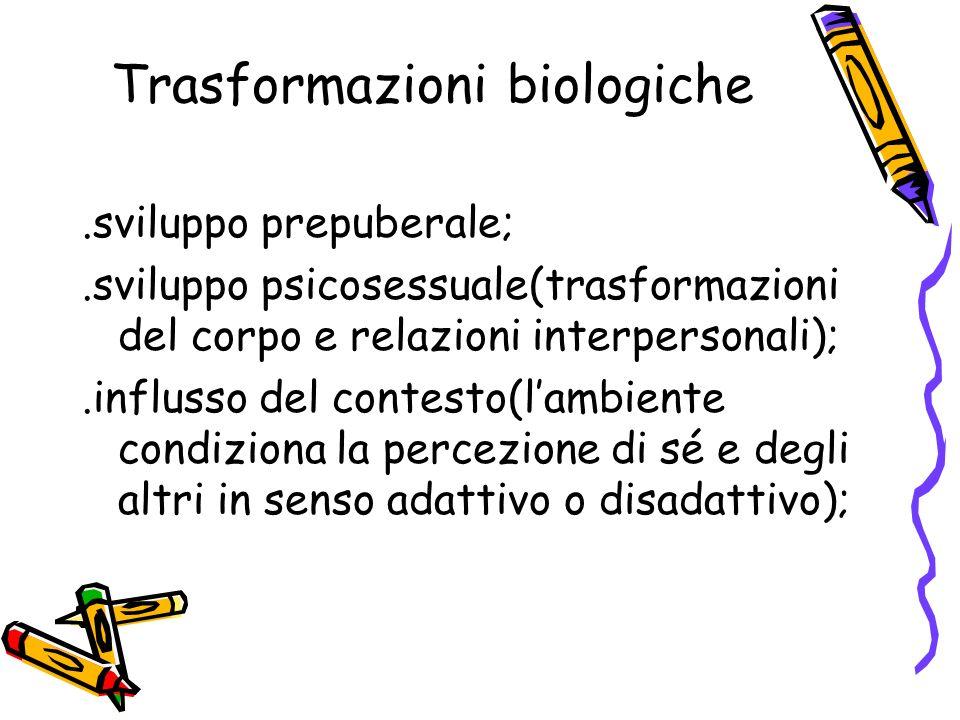 Trasformazioni biologiche