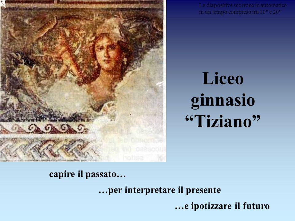 Liceo ginnasio Tiziano