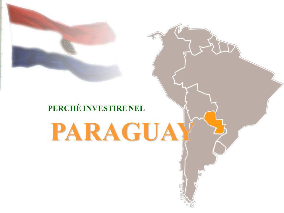 PARAGUAY PERCHÈ INVESTIRE NEL
