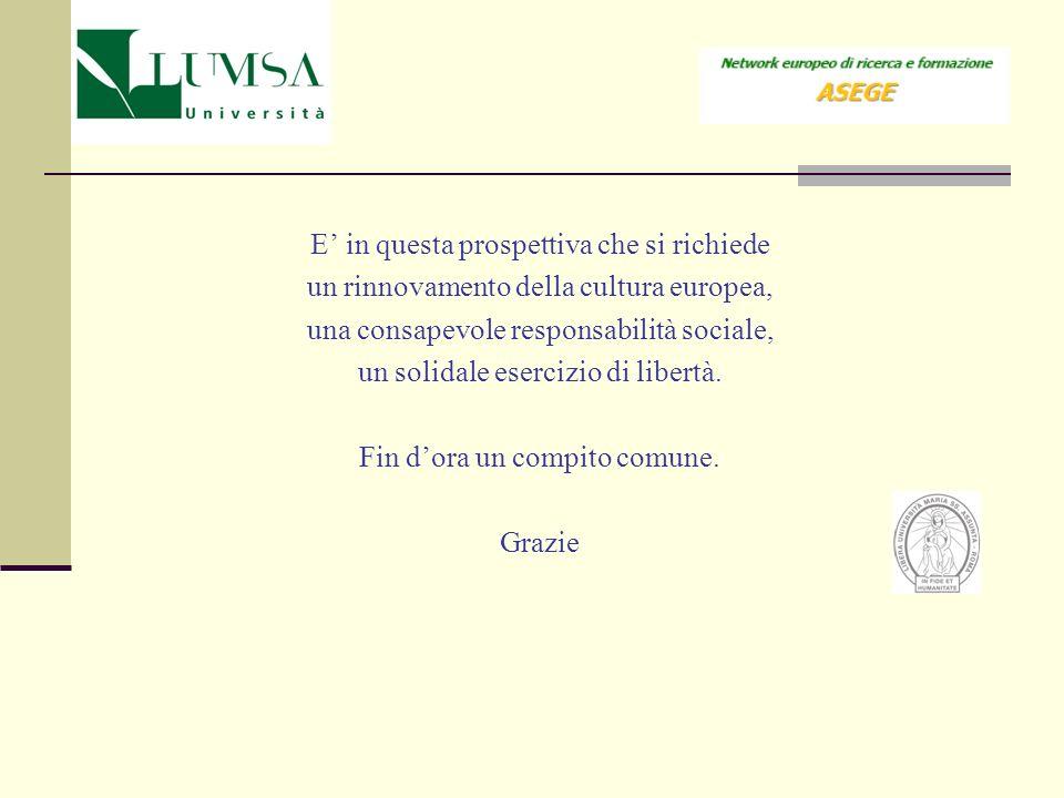 Corso di Laurea in Scienze Politiche e Internazionali