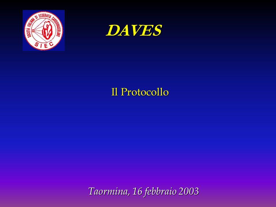 DAVES Il Protocollo Taormina, 16 febbraio 2003