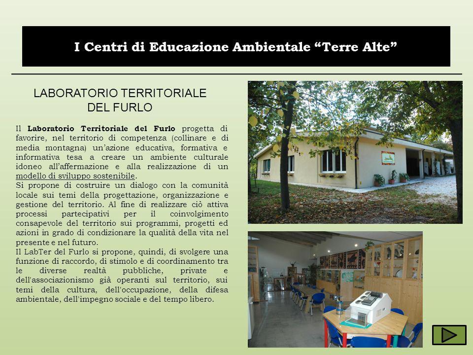 I Centri di Educazione Ambientale Terre Alte
