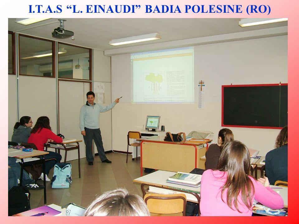 I.T.A.S L. EINAUDI BADIA POLESINE (RO)