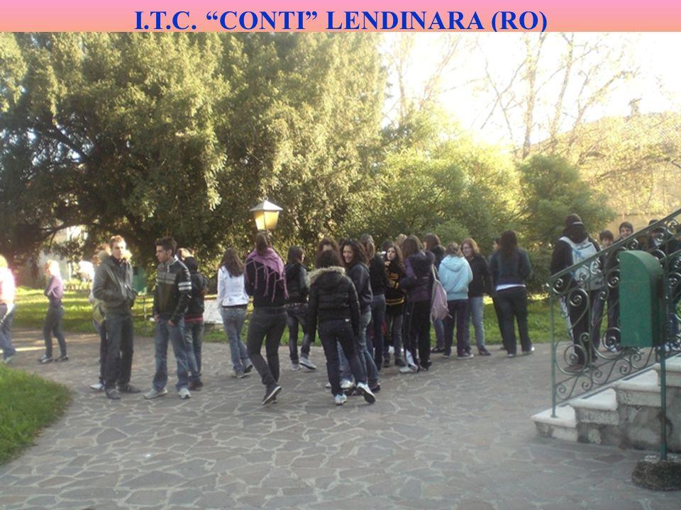 I.T.C. CONTI LENDINARA (RO)