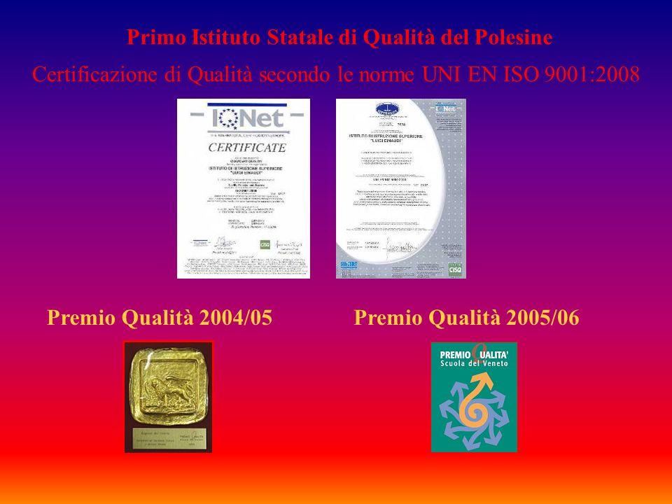 Primo Istituto Statale di Qualità del Polesine