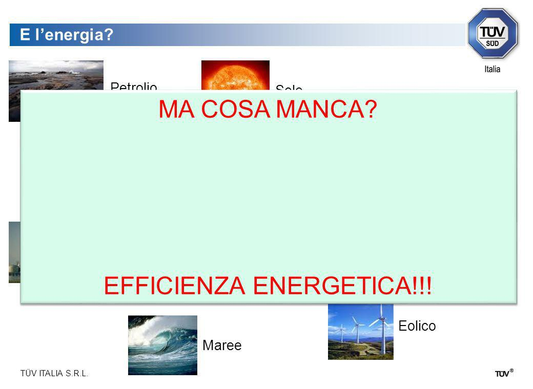 EFFICIENZA ENERGETICA!!!