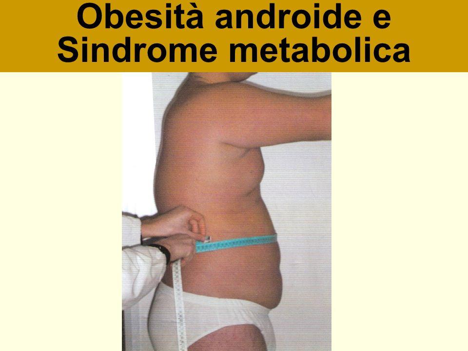 Obesità androide e Sindrome metabolica