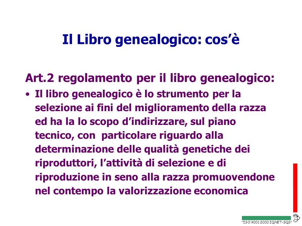 Il Libro genealogico: cos'è