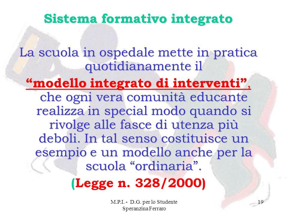 Sistema formativo integrato