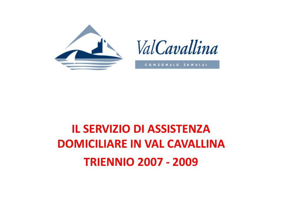 IL SERVIZIO DI ASSISTENZA DOMICILIARE IN VAL CAVALLINA