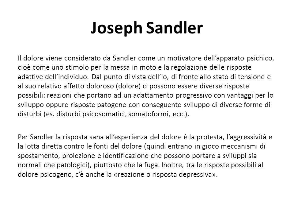 Joseph Sandler