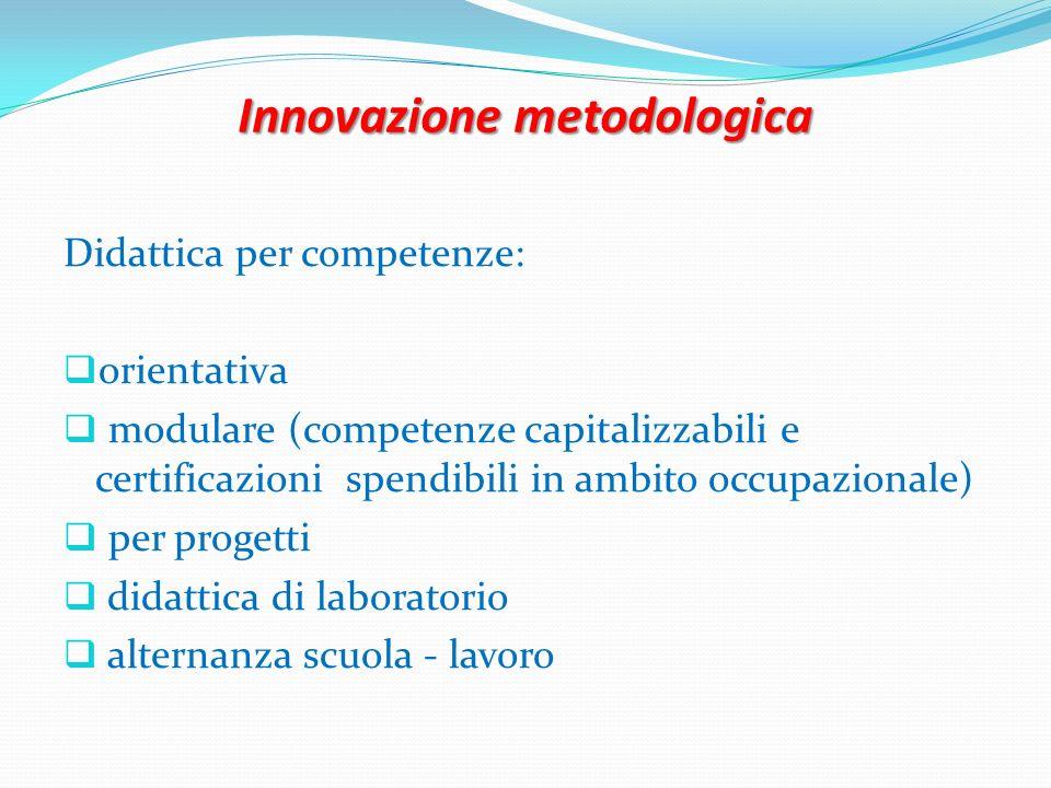 Innovazione metodologica