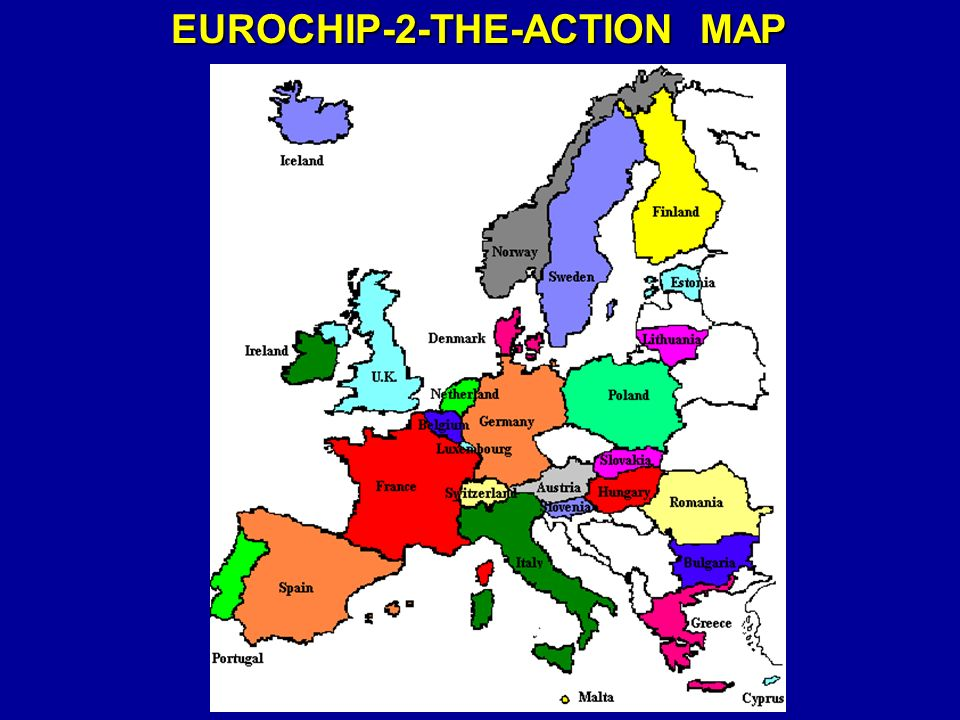 EUROCHIP-2-THE-ACTION MAP