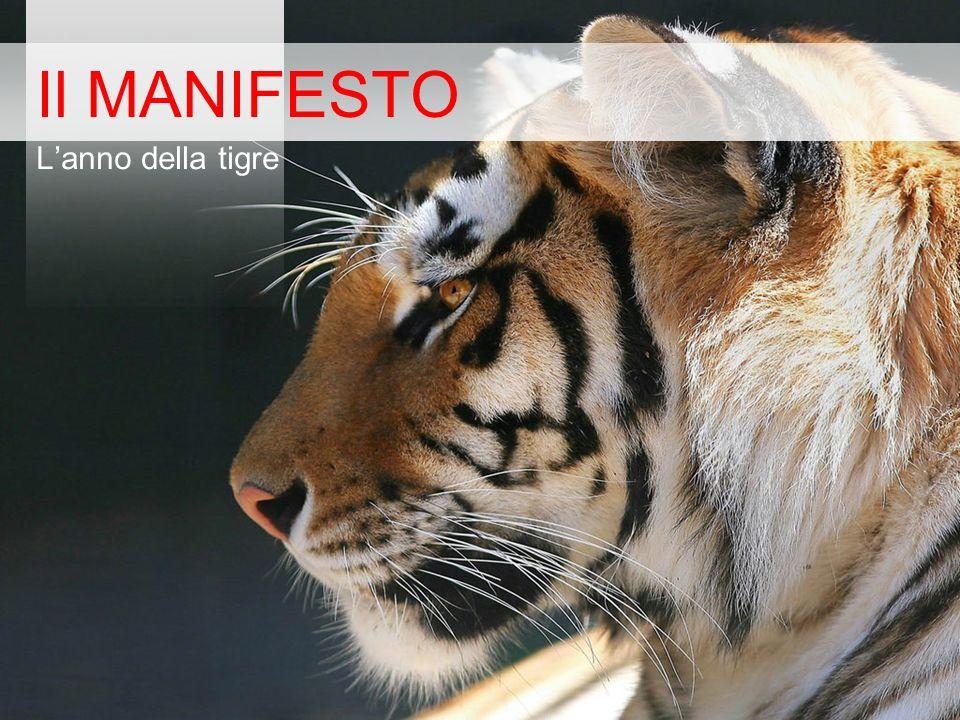 Il MANIFESTO L'anno della tigre