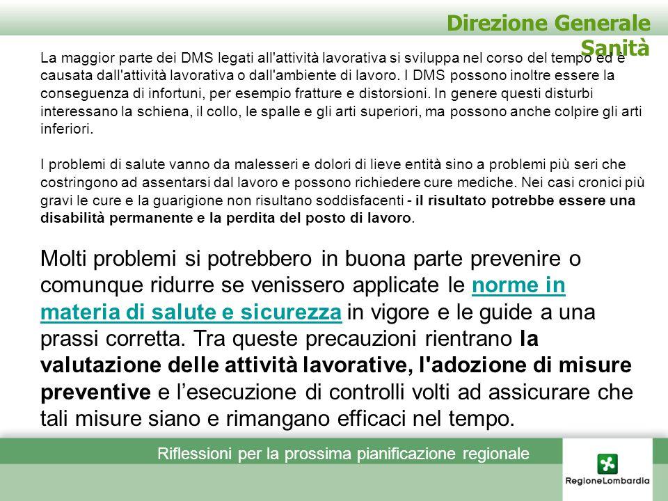 Direzione Generale Sanità
