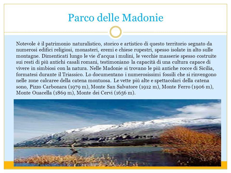 Parco delle Madonie