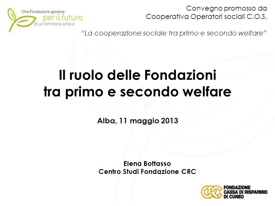 Elena Bottasso Centro Studi Fondazione CRC
