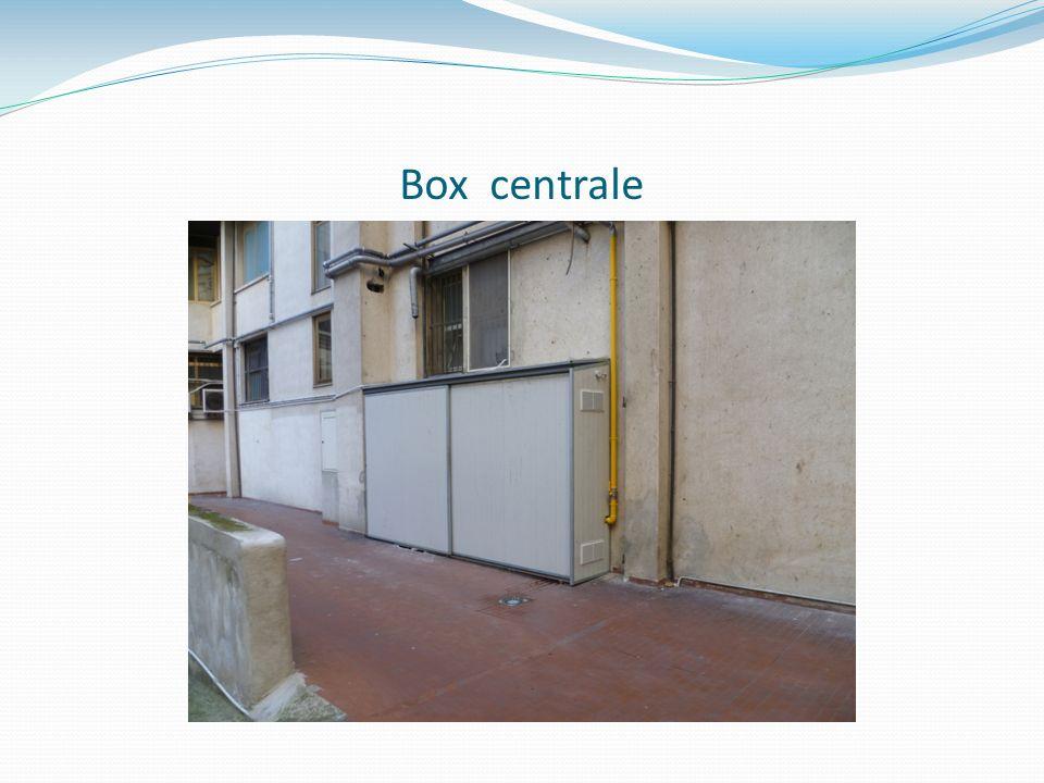 Box centrale