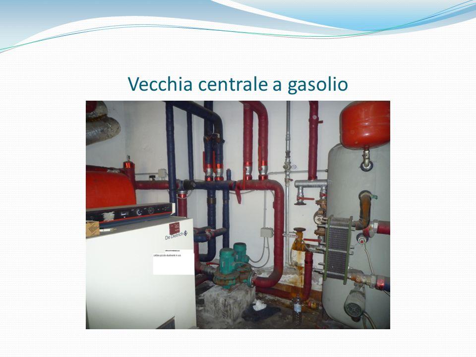 Vecchia centrale a gasolio