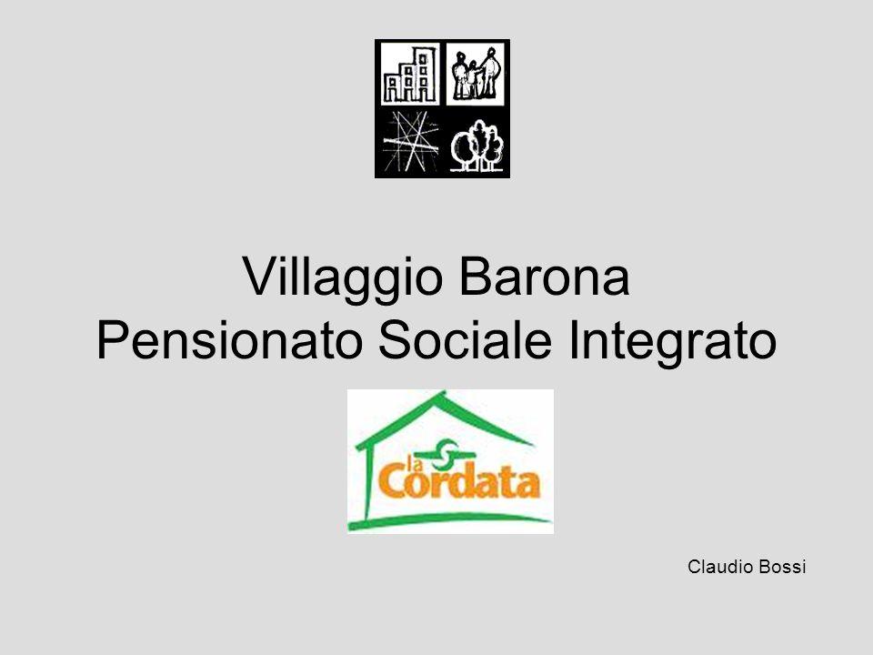 Villaggio Barona Pensionato Sociale Integrato