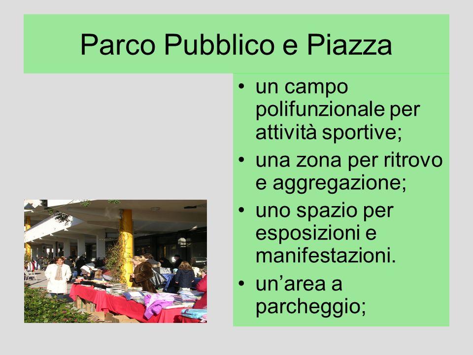 Parco Pubblico e Piazza