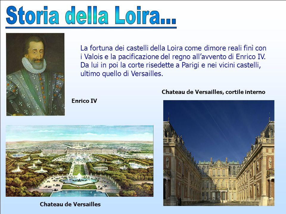 Storia della Loira...