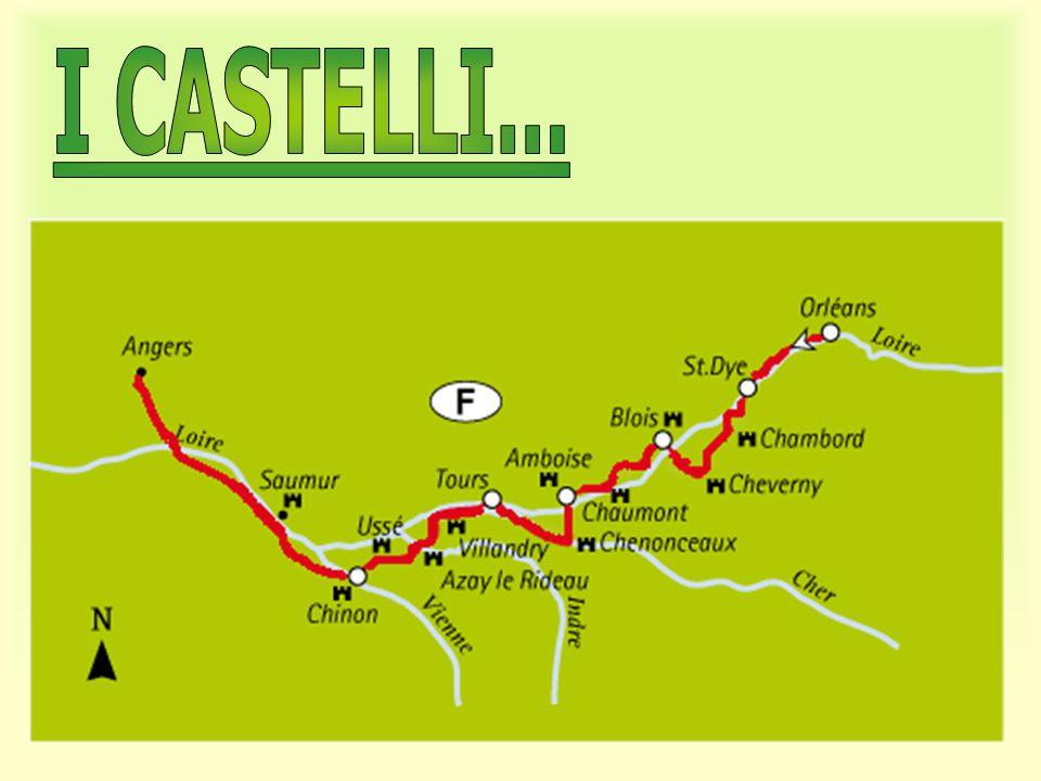 I CASTELLI...