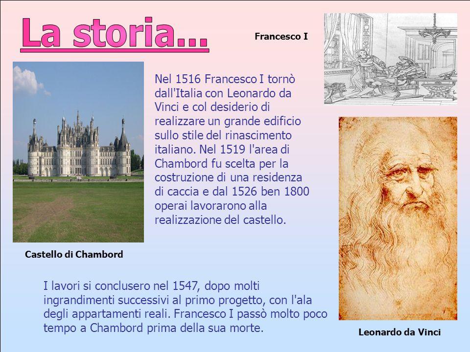 La storia...Francesco I.