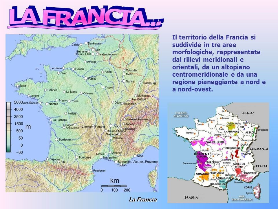 LA FRANCIA...