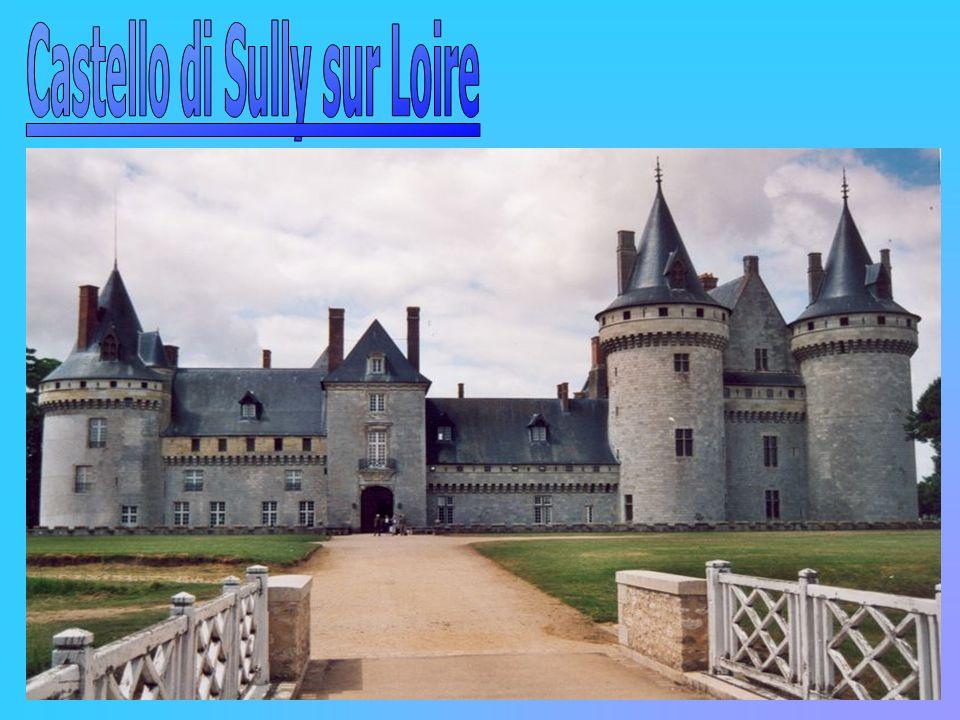 Castello di Sully sur Loire
