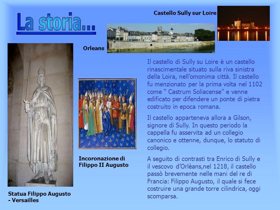 Castello Sully sur Loire