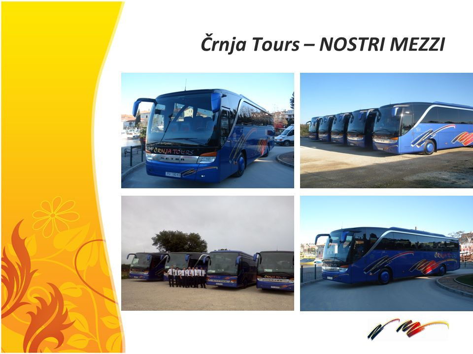 Črnja Tours – NOSTRI MEZZI